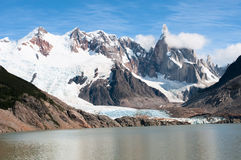 Cerro Torre mountain, Patagonia, Argentina Stock Photos