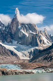 Cerro Torre mountain, Patagonia, Argentina Stock Photo