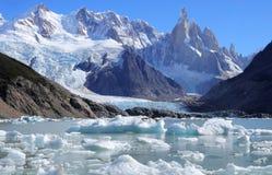 Cerro Torre mountain. Royalty Free Stock Image