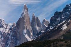 Cerro Torre Obraz Stock
