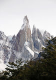Cerro Torre in Patagonia Stock Photos