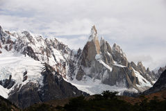 Cerro Torre in Patagonia Royalty Free Stock Image