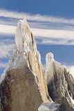 Cerro-Torre peak Royalty Free Stock Photo