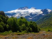 Cerro Tronador fotos de stock royalty free
