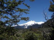 Cerro Tronador Stockfotos