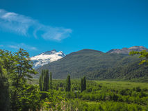 Cerro Tronador Stock Image