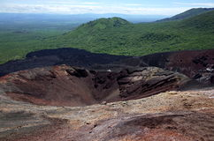 Cerro Zwarte Stock Afbeelding