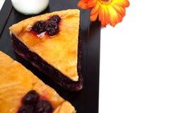 Cerry-Torte Lizenzfreies Stockfoto