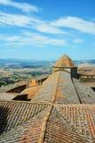 Certaldo, Тоскана Стоковая Фотография RF