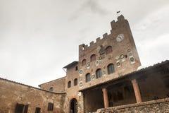 Certaldo (Florence) Stock Image