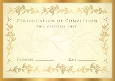 Certificado libre illustration