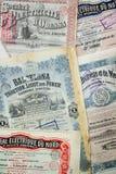 Certificados comunes Fotografía de archivo libre de regalías