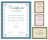 Free Certificate Royalty Free Stock Images - 22892109