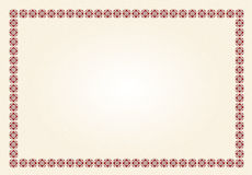 Certificate Background border Royalty Free Stock Photography