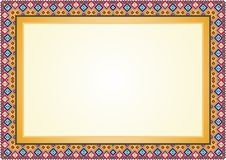 Certificate - Diploma Frame / Border Royalty Free Stock Photography