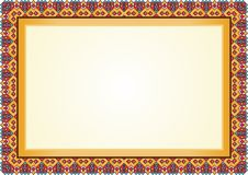 Certificate - Diploma Frame / Border Royalty Free Stock Images
