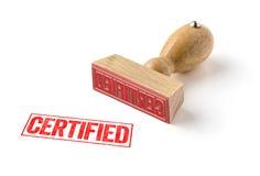 certified Arkivbilder