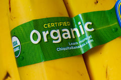 Certified organic Royalty Free Stock Photo
