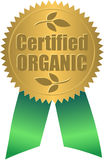 Certified Organic Seal/eps