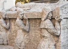 Certosa av bolognaen Arkivbilder