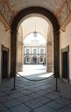 Certosa church in naples Royalty Free Stock Photos