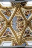 Certosa church in naples Stock Photos