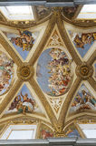 Certosa church in naples Stock Photography