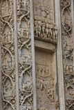 Certosa de detalhes de Pavia Fotografia de Stock
