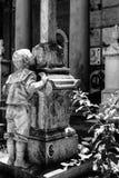 Certosa di Bologna, estatua Fotografía de archivo libre de regalías