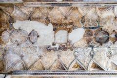 Certosa di Padula, Salerno Италия Стоковое фото RF