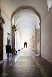 Certosa di Padula, Salerno Italia Imágenes de archivo libres de regalías