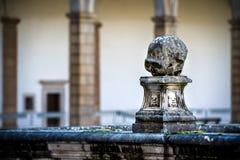 Certosa di Padula, Salerno Italia Imagenes de archivo