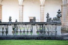 Certosa di Padula, Salerno Italia Foto de archivo