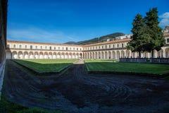 Certosa di Padula, Salerno l'Italie Image stock