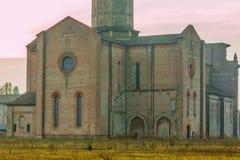 Certosa di Paradigna in Parma (Italien) lizenzfreie stockbilder