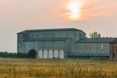 Certosa di Paradigna in Parma (Italien) lizenzfreies stockbild