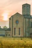 Certosa di Paradigna in Parma (Italien) lizenzfreie stockfotografie