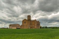 Certosa di Parma Fotografering för Bildbyråer