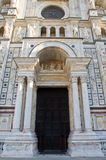 Certosa di Pavia Royalty Free Stock Photo