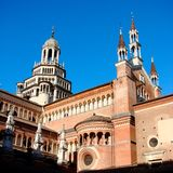 Certosa di Pavia Stock Photography