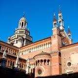 Certosa Di Pavia Stockfotografie