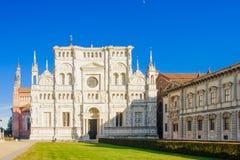 Certosa-Di Pavia Stockfoto