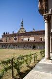 Certosa di Pavia. Italian monastery Stock Images
