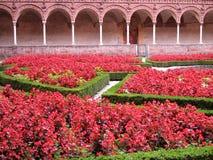 Certosa Di Pavia, Italien Lizenzfreie Stockfotos
