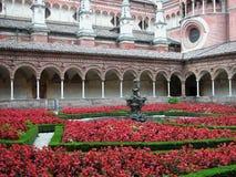 Certosa Di Pavia, Italien Stockbild