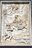 Certosa-Di Pavia Italien, historische Kirche Lizenzfreie Stockfotografie