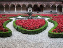 Certosa di Pavia, Italy Royalty Free Stock Photography