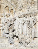 Certosa di Pavia Italy, historic church Royalty Free Stock Photos