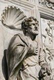 Certosa di Pavia Italy, historic church Royalty Free Stock Photography