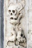 Certosa di Pavia (Lombardy, Italien) Fotografering för Bildbyråer